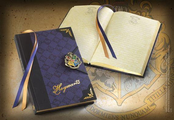 Diario Hogwards Harry Potter